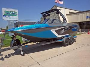 New Tige RZX3 Ski and Wakeboard Boat For Sale