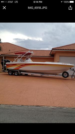 Used Renegade 29CC Center Console Fishing Boat For Sale