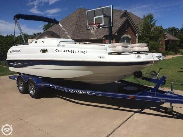 Used Star Deck 209 Deck Boat For Sale