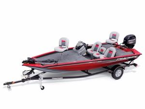 New Tracker Boats Pro Team 175 TXW Bass Boat For Sale