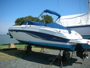 Used Chaparral 265 SSI Cuddy Cabin Boat For Sale
