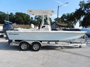 New Ranger 2260 Bay Boat For Sale