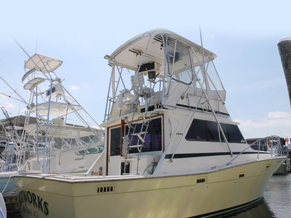 Used Viking Cruiser Boat For Sale