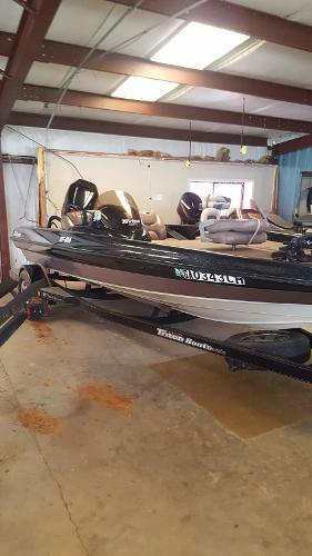 Used Tracker Bass Boat For Sale