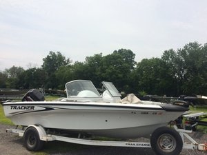 Used Tracker TUNDRA 18WT Sports Fishing Boat For Sale