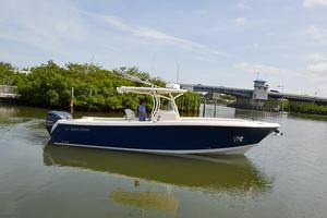 Used Sailfish 320 CC Saltwater Fishing Boat For Sale