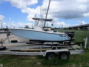 Used Mako 234 CC Center Console Fishing Boat For Sale
