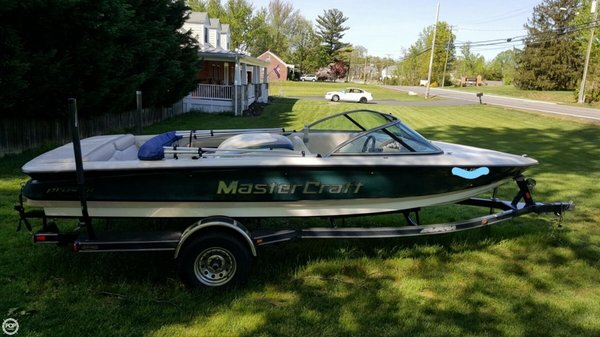 Used Mastercraft Pro Star 190 EVO Ski and Wakeboard Boat For Sale