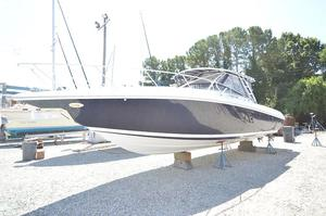 Used Fountain 38 Luxury Edition Express Cruiser Boat For Sale