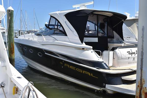 Used Regal 4260 River Cruiser Boat For Sale