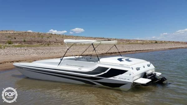 Used Carrera 257 Effect X High Performance Boat For Sale