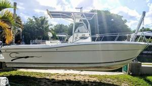 Used Sportcraft 240 Center Console Fishing Boat For Sale