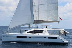 Used Robertson And Caine Leopard 48 Catamaran Sailboat For Sale