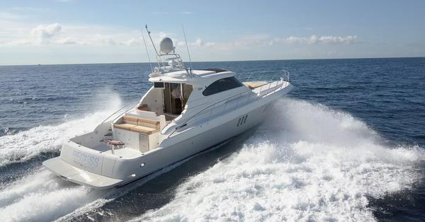 Used Mckinna Express Cruiser Boat For Sale