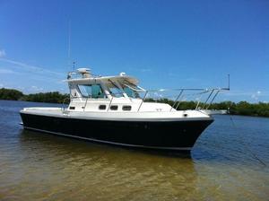 Used Albin 28 Tournament Express Flush Deck28 Tournament Express Flush Deck Downeast Fishing Boat For Sale