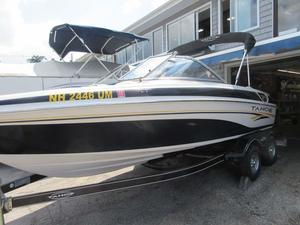 Used Tahoe Sun and Ski Q5 Bowrider Boat For Sale