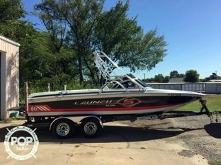 Used Supra 20 SSV Launch (Gravity Games Edition) Ski and Wakeboard Boat For Sale
