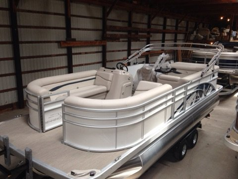 New Bennington 21 SLX CRUISE Pontoon Boat For Sale