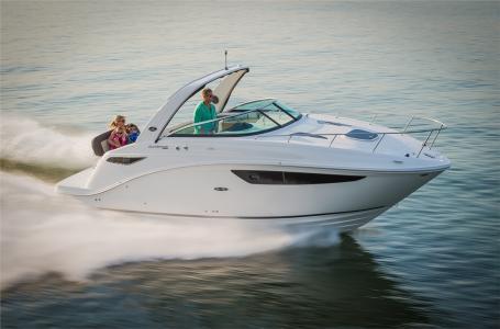 New Sea Ray 260 Sundancer Cruiser Boat For Sale