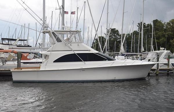 Used Ocean Yachts 48 Supersport Convertible Fishing Boat For Sale