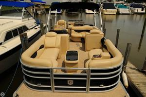 Used Aqua Patio 259 CBD Pontoon Boat For Sale