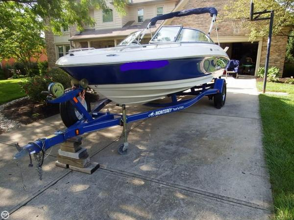 Used Monterey 190LS Montura Bowrider Boat For Sale