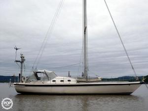 Used Bruce Roberts 53 Motorsailer Sailboat For Sale