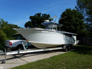Used Cape Horn 27 Center Console Center Console Fishing Boat For Sale