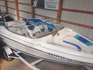 Used Rinker CAPTIVIA 190 Bowrider Boat For Sale