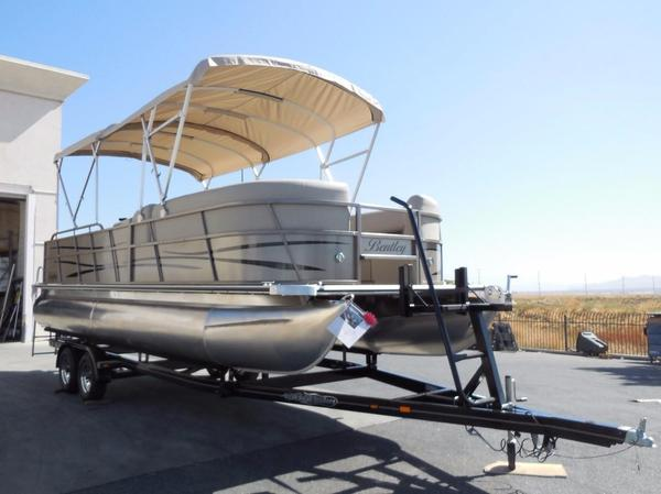 New Bentley 240 Fish-N-Cruise Pontoon Boat For Sale