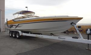 Used Hallett 300 -T High Performance Boat For Sale