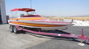 Used Eliminator 20 Closed Bow Jet Boat For Sale