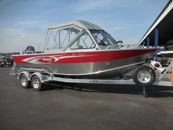 New Hewescraft 200 Pro-V ET Aluminum Fishing Boat For Sale