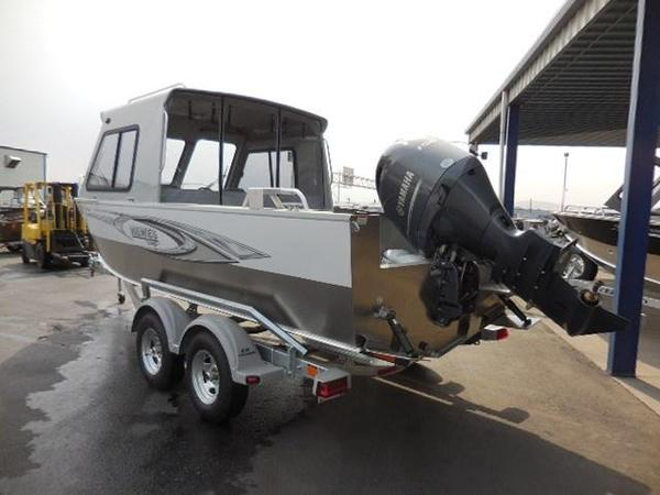 New Hewescraft 200 Pro-V HT Aluminum Fishing Boat For Sale