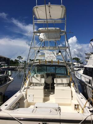 Used Pursuit 3400 Express Sports Fishing Boat For Sale