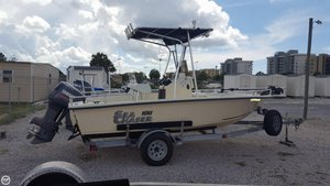 Used Sea Chaser 186 DLX Center Console Fishing Boat For Sale