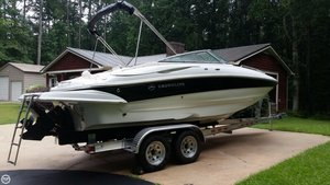 Used Crownline 220 EX Deck Boat For Sale