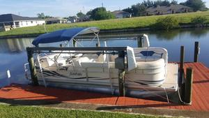 Used Godfrey Marine 2386 RE Pontoon Boat For Sale