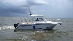 Used Boston Whaler 255 Conquest Saltwater Fishing Boat For Sale