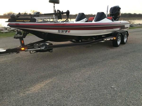 Used Skeeter ZX 21 Bass Boat For Sale