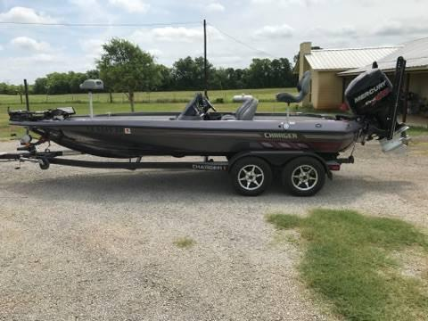 Used Charger 596 Bass Boat Bass Boat For Sale