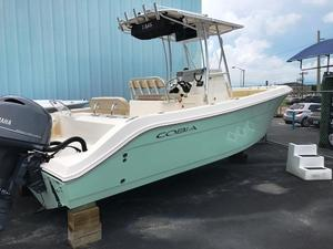 Used Cobia Boats 237 CENTER CONSOLE Center Console Fishing Boat For Sale