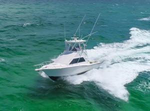 Used Cabo 35 Flybridge Sportfisher Sports Fishing Boat For Sale