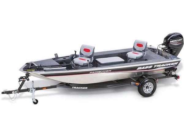 Used Tracker Panfish 16Panfish 16 Freshwater Fishing Boat For Sale