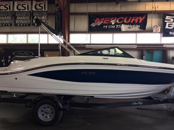 Used Sea Ray spx190 Bowrider Boat For Sale