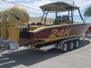 Used Avanti Marine Inc Center Console Fishing Boat For Sale