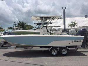 New Wellcraft 221 Fisherman Center Console Fishing Boat For Sale