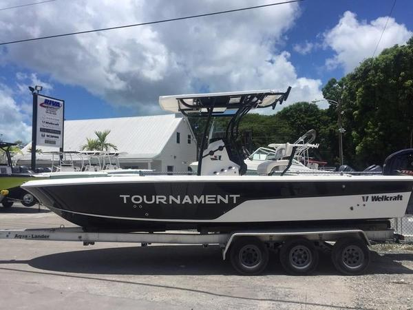 New Wellcraft 241 Tournament Center Console Fishing Boat For Sale
