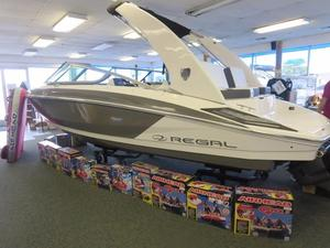New Regal 2100 Bowrider Boat For Sale