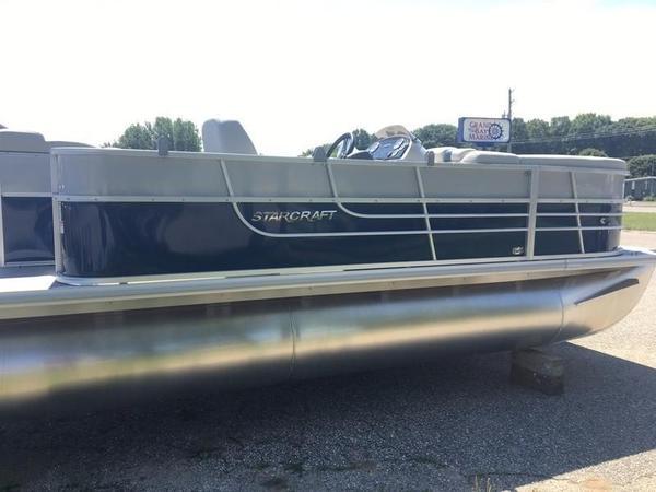 New Starcraft Marine EX 20 C Pontoon Boat For Sale